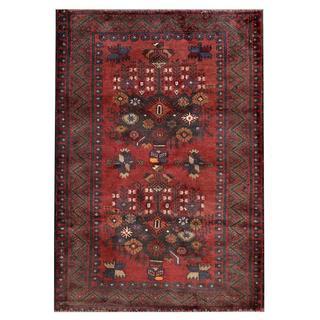 Handmade Balouchi Wool Rug (Afghanistan) - 2'11 x 4'3