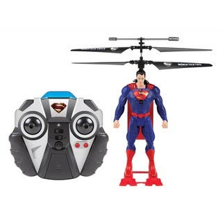 World Tech Toys DC Superman 2CH IR RC Helicopter|https://ak1.ostkcdn.com/images/products/8636694/World-Tech-Toys-DC-Superman-2CH-IR-RC-Helicopter-P15899751.jpg?impolicy=medium