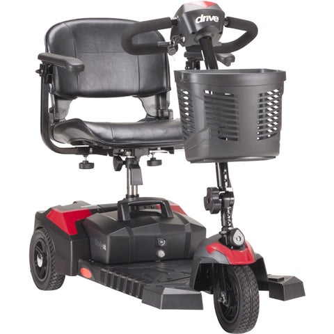 Drive Medical Scout 3-wheel Travel Power Scooter