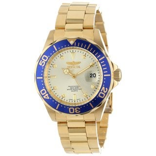 Invicta Men's 14124 'Pro Diver' Stainless Steel Watch
