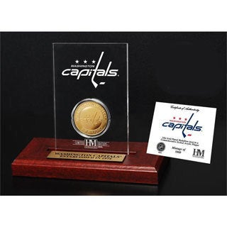 Washington Capitals Etched Acrylic Desktop