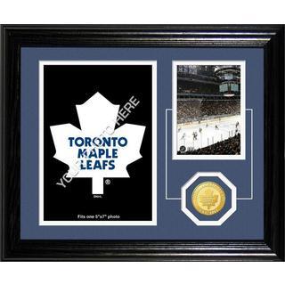 Toronto Maple Leafs Framed Memories Desktop Photo Mint