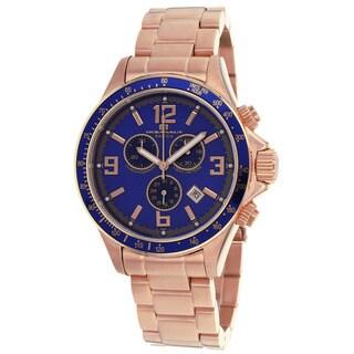 Oceanaut Men's Baltica Blue/ Rose Watch
