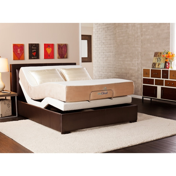 Shop Mycloud Adjustable Bed Frame Free Shipping Today