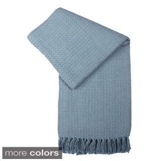 Jovi Home Cocoon Handwoven Throw Blanket