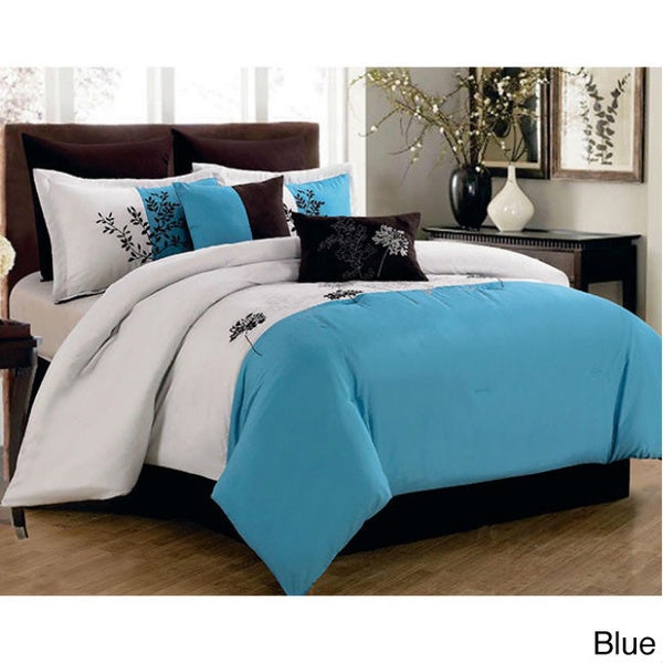 Shop Zen 8 Piece Comforter Set Free Shipping Today