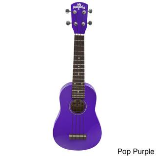 Melokia Soprano Ukulele|https://ak1.ostkcdn.com/images/products/8637264/Melokia-Soprano-Ukulele-P15900395.jpg?impolicy=medium