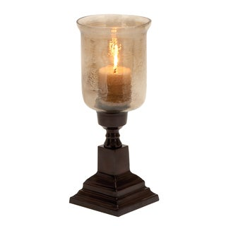 Aluminum Hurricane Candle Lamp Candle Holder