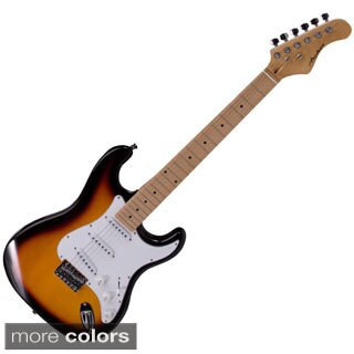 Archer SS10 Maple Neck Electric Guitar