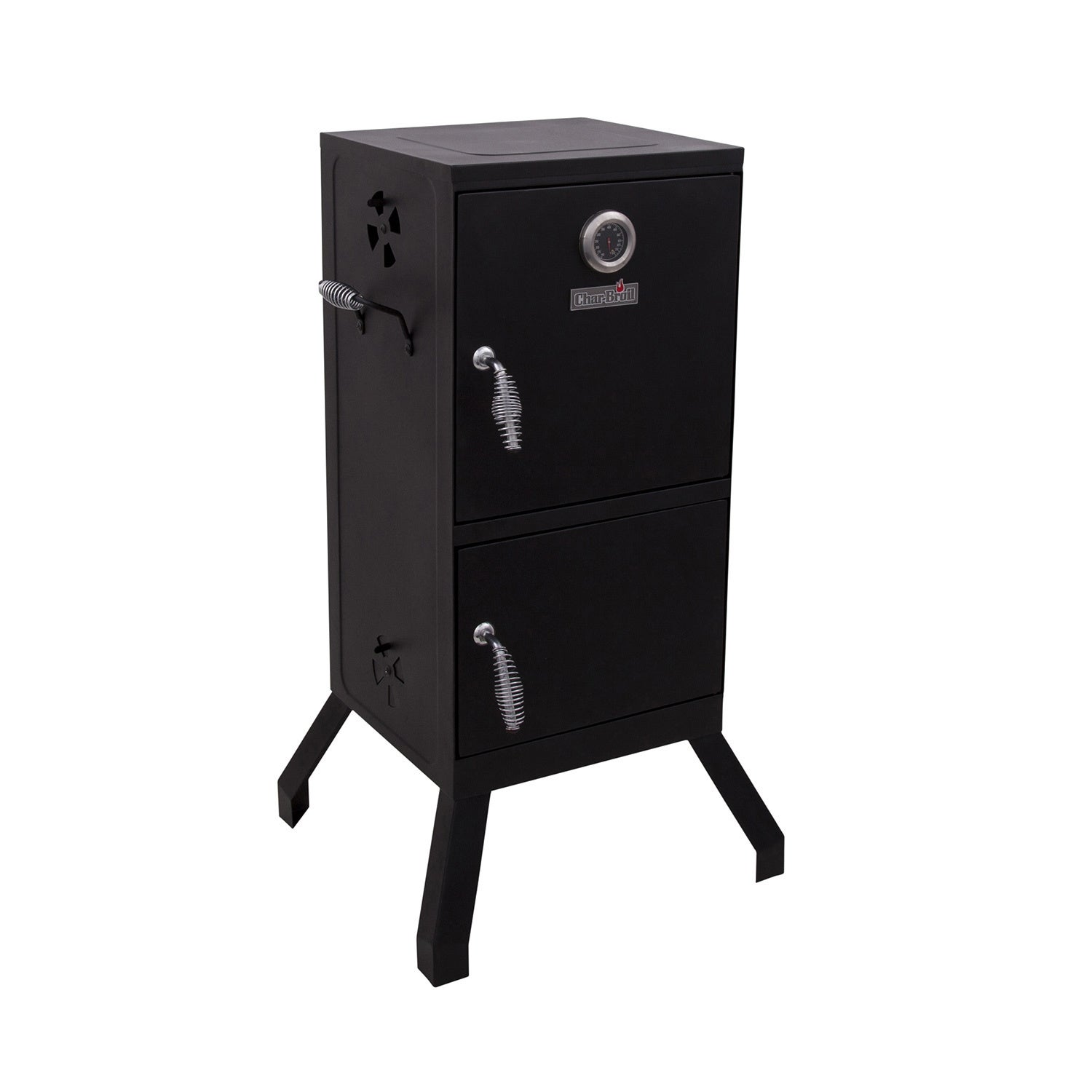 CHAR-BROIL Charcoal Smokers Char Broil Vertical BBQ Grill...