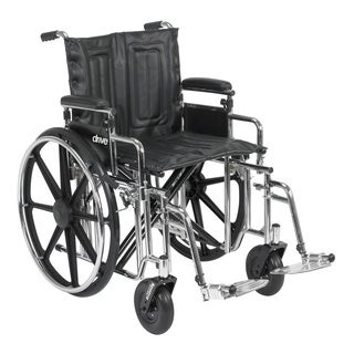 Sentra Extra Heavy Duty Wheelchair
