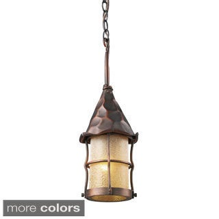 Rustica 1-Light Outdoor Pendant