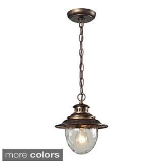 Searsport 1-light Outdoor Pendant