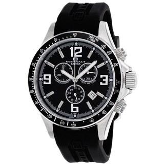 Oceanaut Men's Black Baltica Watch