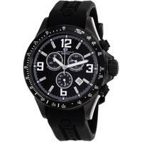 Oceanaut Men's Black Baltica Quartz Watch