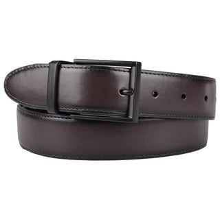 Kenneth Cole Reaction Men's Genuine-Leather Reversible Belt with Buckle