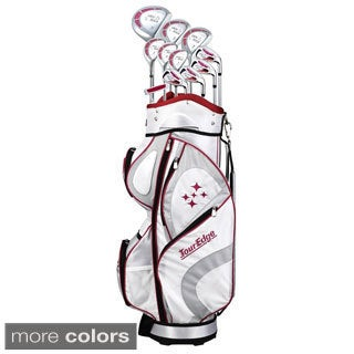 Tour Edge Women's Lady Edge Box Club Set