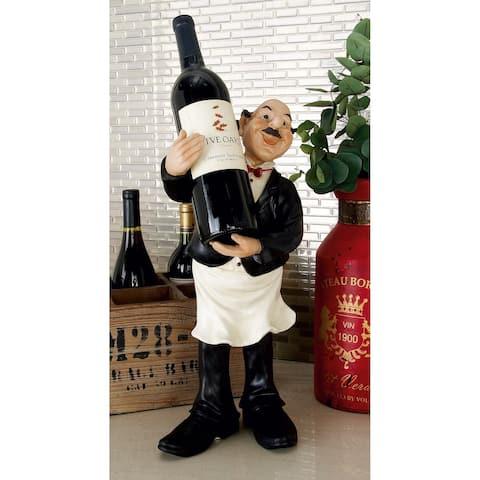 Polystone Waiter Bottle Holder