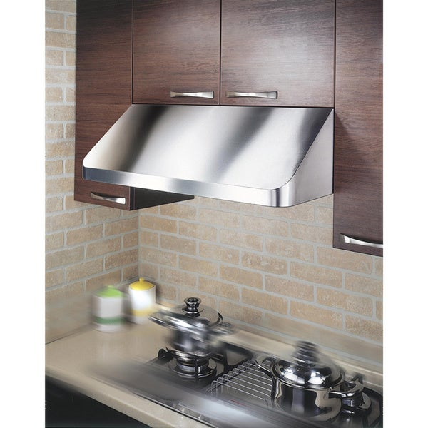 KOBE Brillia CHX191 Series 30 Inch Under Cabinet Range Hood, With 680 CFM,