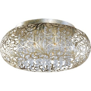 Maxim Arabesque 7-Light Flush Mount