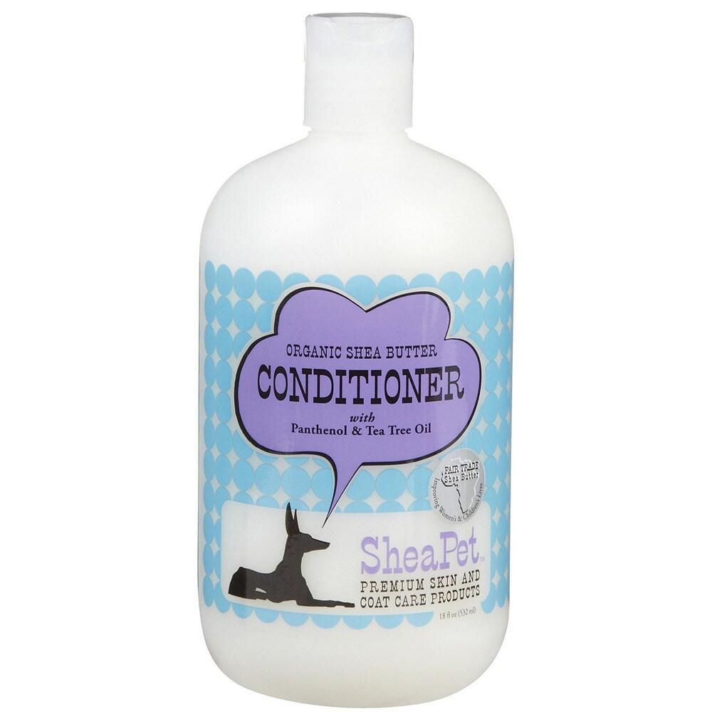 Earthbath Shea Pet Organic Shea Butter Conditioner Panthe...