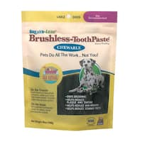 Ark Naturals Brushless Toothpaste for Large Breeds