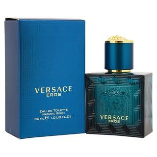 Versace Eros Men's 1.7-ounce Eau de Toilette Spray