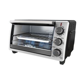 Black & Decker Stainless Steel Convection Countertop Oven