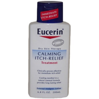 Eucerin Calming Itch Relief 6.8-ounce Treatment Lotion