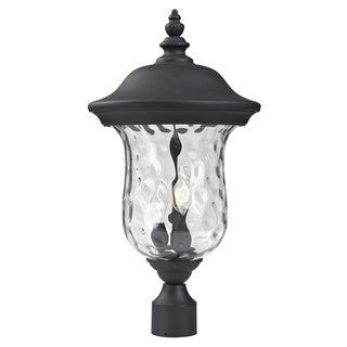 Z-Lite Lantern-style Outdoor Post Light