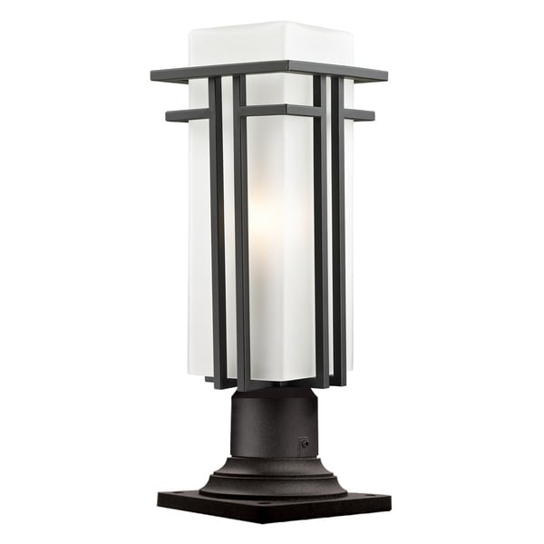 Shop Avery Home Lighting Contemporary Outdoor Pier Mount