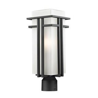 Minimalist Outdoor Post Light