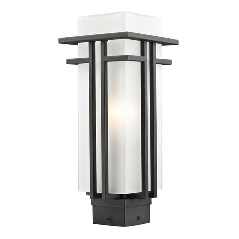 Avery Home Lighting Clean Contemporary Outdoor Post Light
