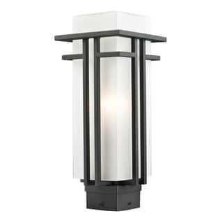 Z-Lite Clean Contemporary Outdoor Post Light|https://ak1.ostkcdn.com/images/products/8642327/P15904595.jpg?impolicy=medium