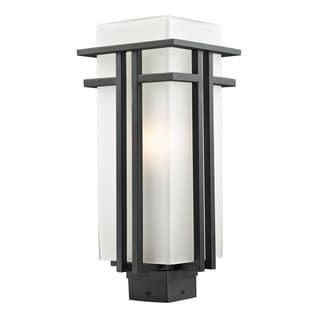 Z-Lite Modern Outdoor Post Light