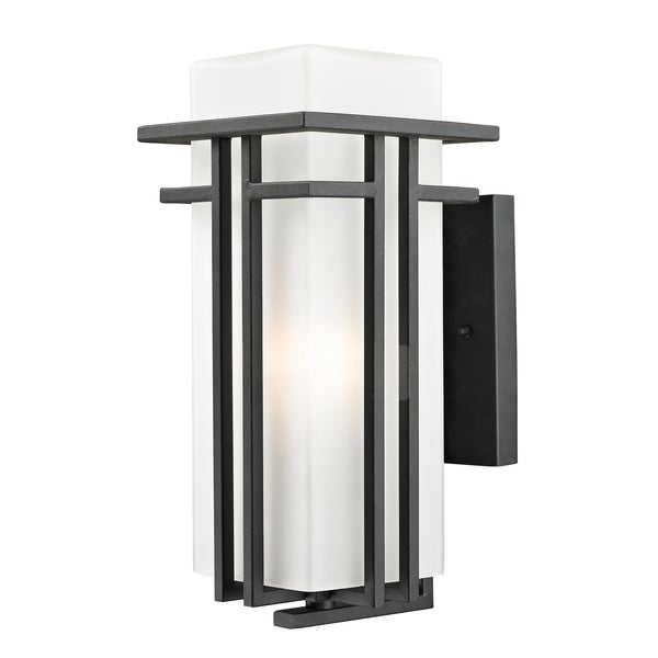 Avery Home Lighting Contemporary Outdoor Wall Light On Free Shipping Today 8642330