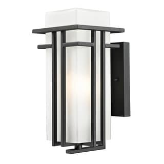 Z-Lite Modern Outdoor Wall Light