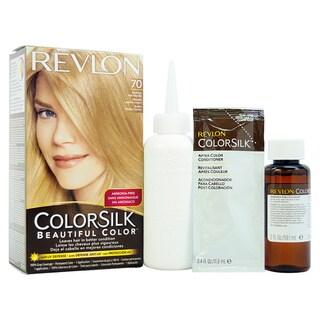 Revlon Colorsilk Hair Color 70 Medium Ash Blonde 7A
