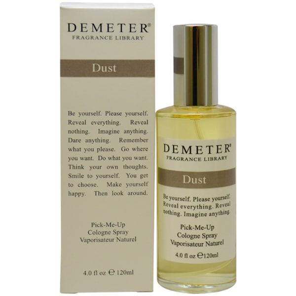 Demeter Dust Women's 4-ounce Cologne Spray