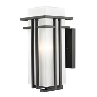 Z-Lite Art Deco Outdoor Wall Light