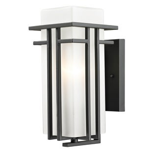 Z-Lite Rectangular Outdoor Wall Light