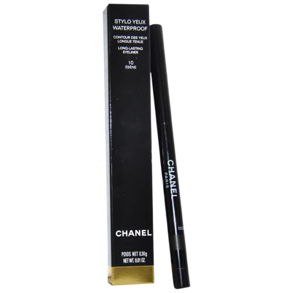 Shop Chanel Stylo Yeux Waterproof Ebene Eyeliner - Free Shipping On Orders  Over  45 - Overstock - 8642428 2c17318250