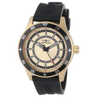 Invicta Men's 14334 Gold-Plated Specialty Watch