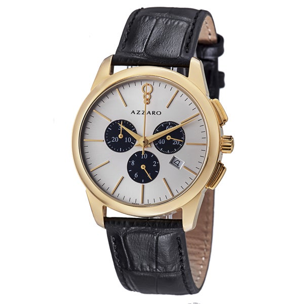 Azzaro Legend Chronograph Mens Watch