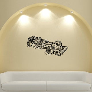 Formula 1 FIA Mercedes McLaren Sports Car Race Design Vinyl Wall Art Decal