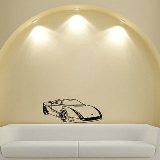 Ferrari Vinyl Wall Decal