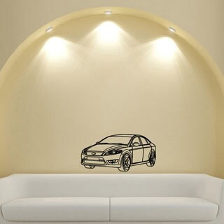 Ford Fusion Power Car Housewares Wall Art Design Vinyl Wall Art Decal