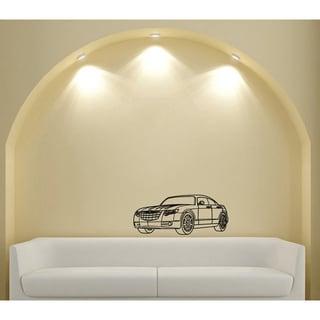 Chrysler 300 Vinyl Wall Decal