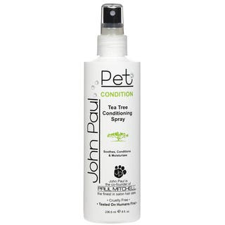 John Paul Pet Tea Tree Conditioning Pet Grooming Spray|https://ak1.ostkcdn.com/images/products/8643006/John-Paul-Pet-Tea-Tree-Conditioning-Pet-Grooming-Spray-P15904975.jpg?impolicy=medium
