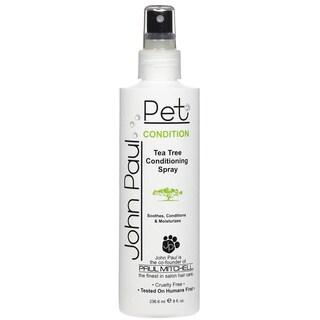 John Paul Pet Tea Tree Conditioning Pet Grooming Spray